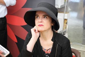 Amélie Nothomb (foto di ActuaLitté via Flickr)