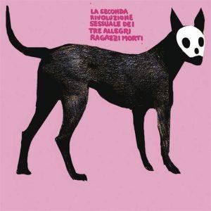 La copertina di La seconda rivoluzione sessuale, album che contiene Il mondo prima