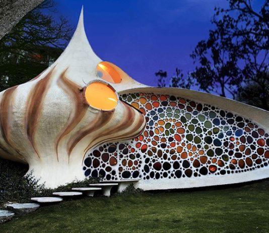 La Nautilus House a Città del Messico