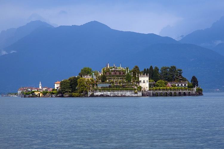 L'Isola Bella sul Lago Maggiore