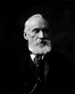 William Thomson, barone di Kelvin, autore di una delle più importanti leggi fisiche
