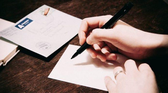 I consigli per scrivere una bella lettera al proprio migliore amico