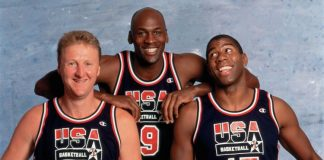Larry Bird, Michael Jordan e Magic Johnson, protagonisti di alcuni tra i più bei libri sul basket