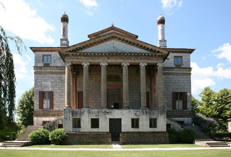 Villa Foscari, la più famosa villa infestata in Italia (foto di Hans A. Rosbach via Wikimedia Commons)