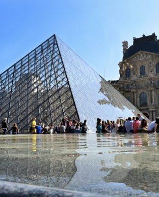 Il Louvre è il primo tra i musei più visitati al mondo