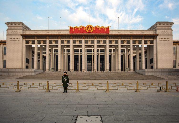Il Museo Nazionale della Cina di Pechino