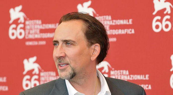 Nicolas Cage e la sua filmografia (foto di Nicolas Genin via Flickr)