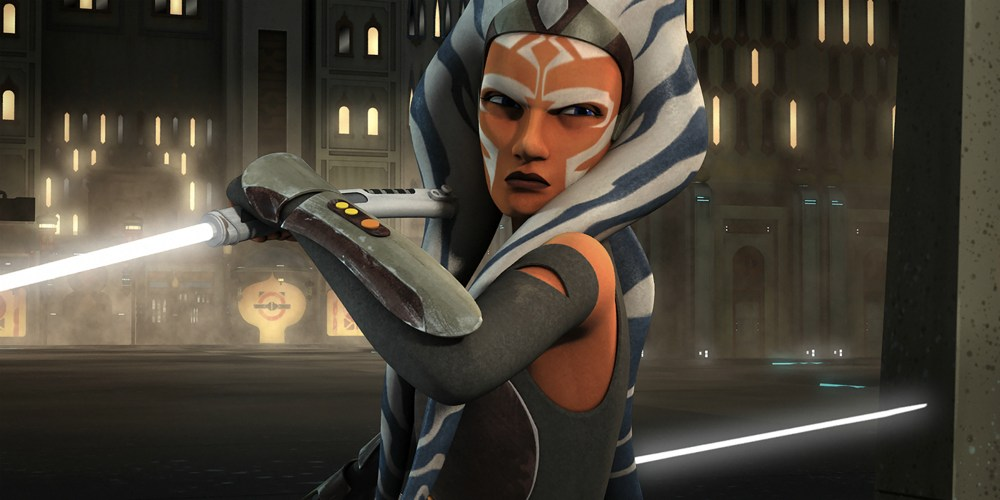 Star Wars sesso cartoni animati