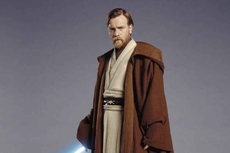 Obi-Wan Kenobi nella versione giovanile interpretata da Ewan McGregor