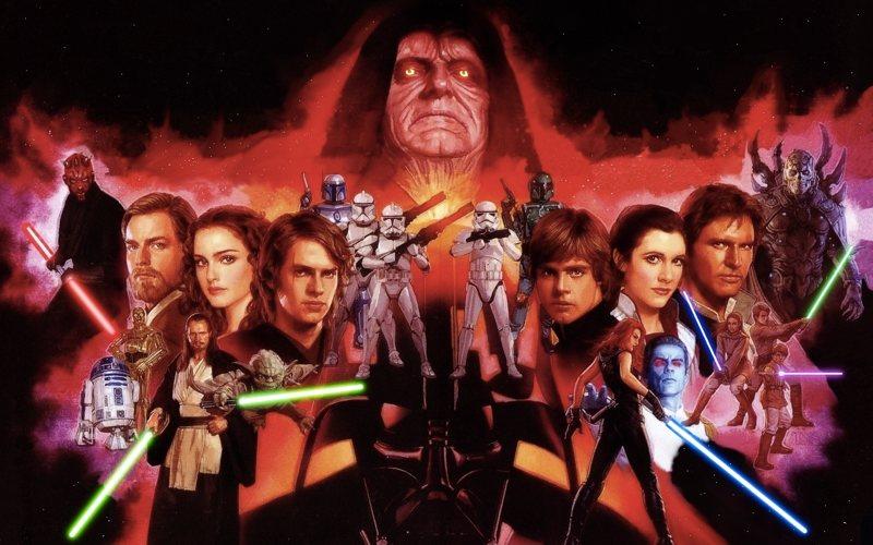 L'elenco di tutti i personaggi di Star Wars