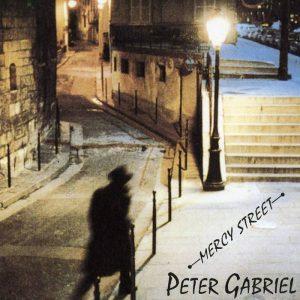 Il singolo di Mercy Street di Peter Gabriel