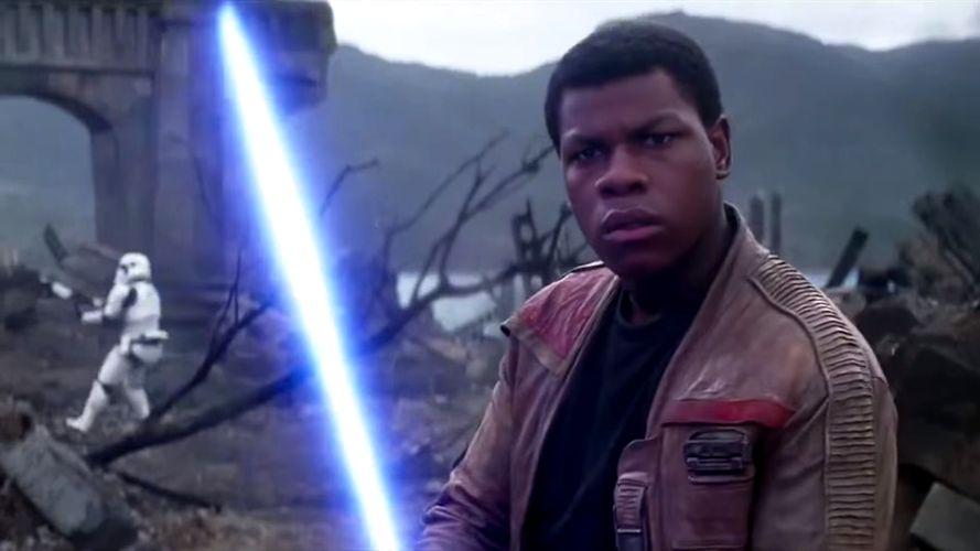 Finn, la rivelazione del primo episodio della nuova trilogia