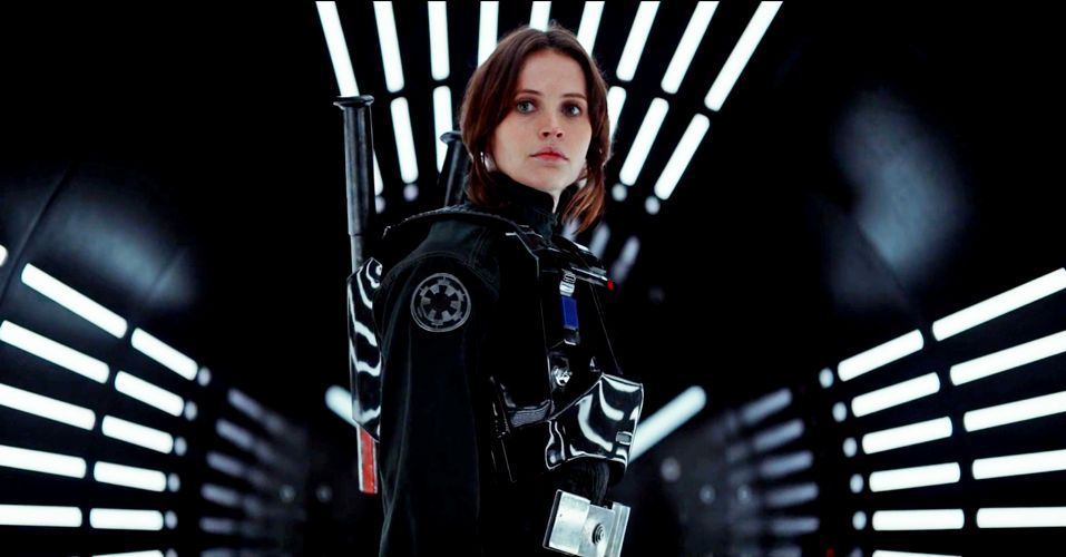 Jyn Erso, presentata in Rogue One