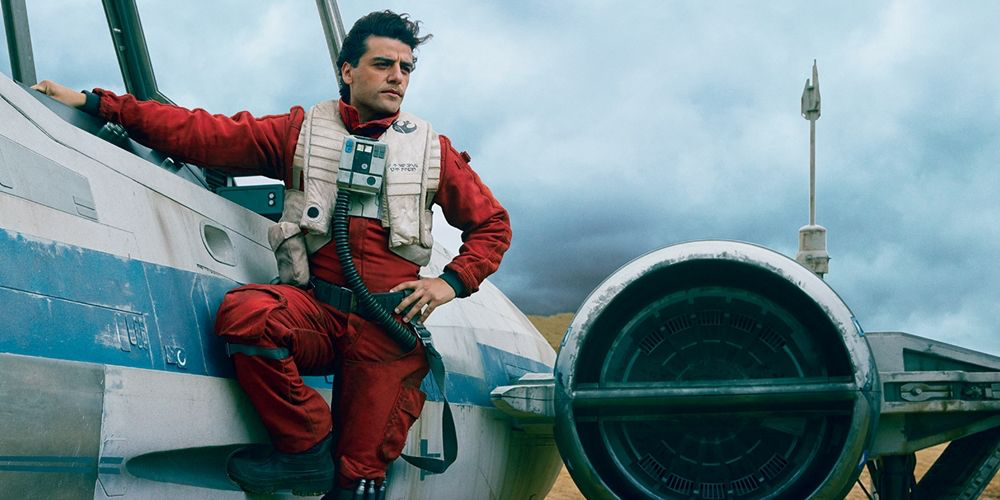 Il pilota Poe Dameron