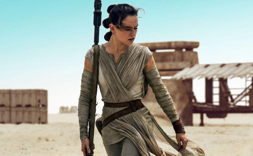 Rey, la protagonista della nuova trilogia di Star Wars
