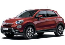 La Fiat 500X domina la classifica dei SUV più venduti in Italia