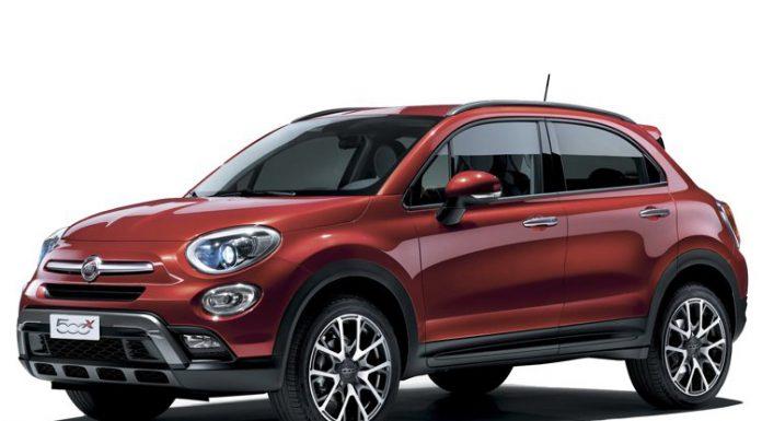 La Fiat 500X domina la classifica dei SUV più venduti in Italia