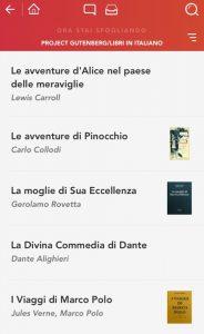 eBook Search, una delle migliori app per trovare libri gratis