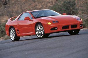La Mitsubishi GTO, elegante e sportiva