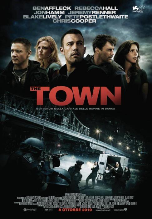 The Town, thriller di Ben Affleck