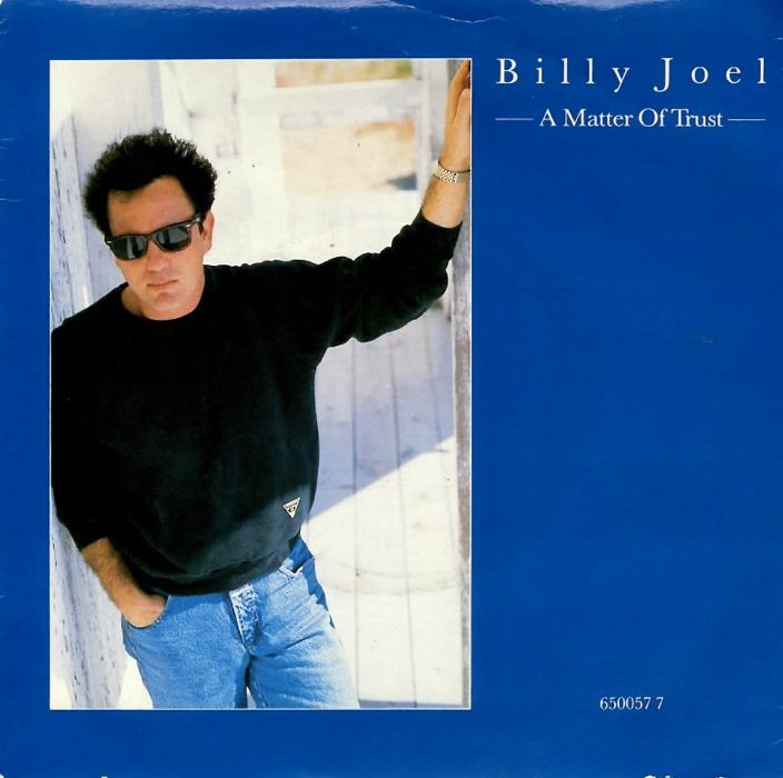A Matter of Trust, bella canzone di Billy Joel sull'importanza della fiducia