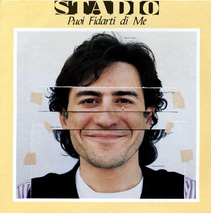 La copertina di Puoi fidarti di me, album degli Stadio