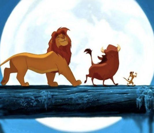 Il re leone, sicuramente uno dei più popolari tra i film d'animazione degli anni '90