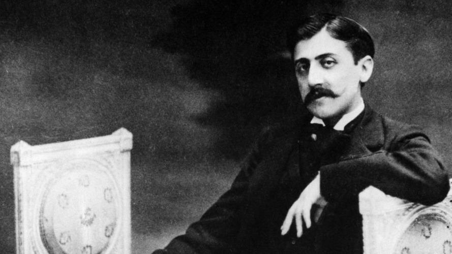 Marcel Proust, forse lo scrittore che più di tutti si è occupato del tempo