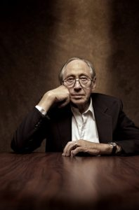 Alvin Toffler nel 2006