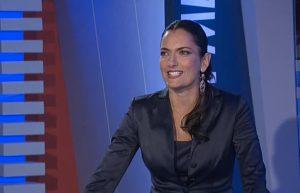 Safiria Leccese, una delle più apprezzate giornaliste di Mediaset