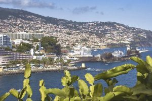 Funchal, la più popolosa città di Madera
