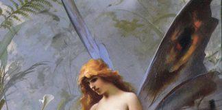 Alla scoperta dei nomi di fate famose, assieme alla fata dipinta da Luis Ricardo Falero