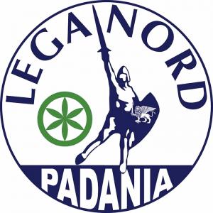 Uno dei simboli assunti negli ultimi anni dalla Lega Nord