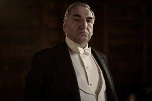 Charles Carson, il maggiordomo di Downton Abbey