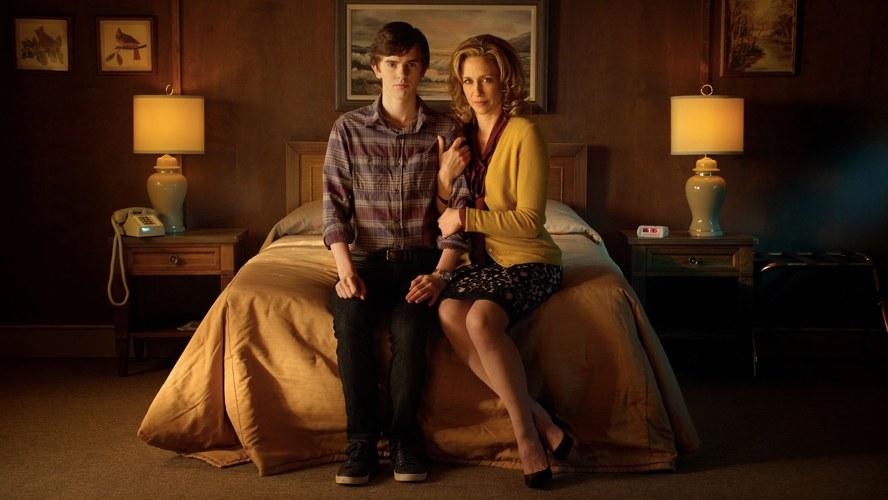 Norman e Norma, protagonisti di Bates Motel
