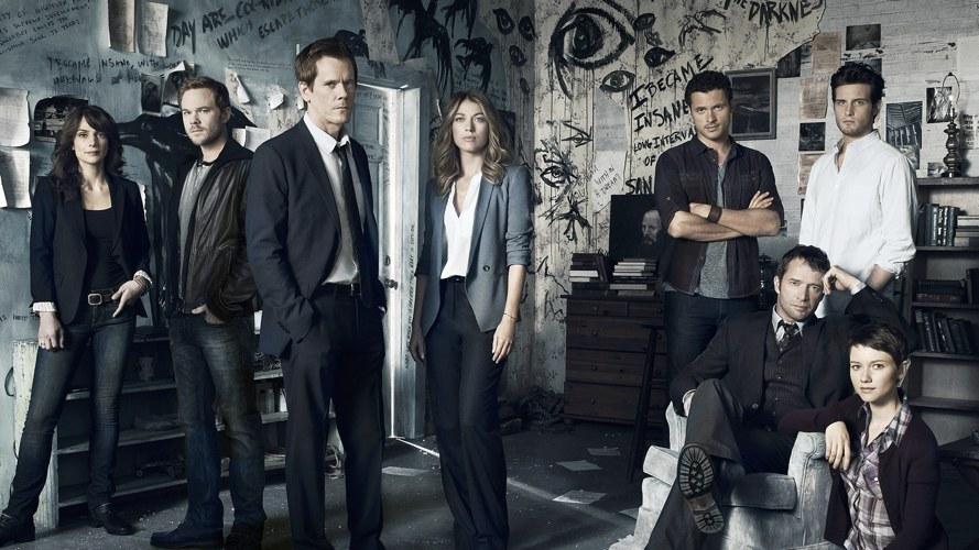 Il cast di The Following, interessante serie TV su un serial killer molto seguito sui social
