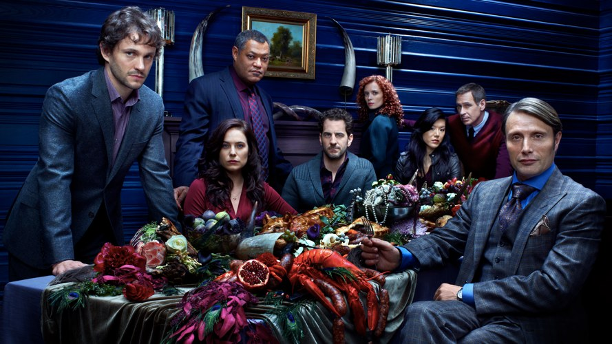 Il cast di Hannibal, la serie