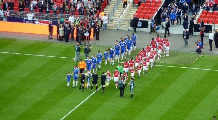 Uno scontro tra Arsenal e Chelsea, le due più titolate squadre di calcio di Londra (foto di Wonker via Flickr)