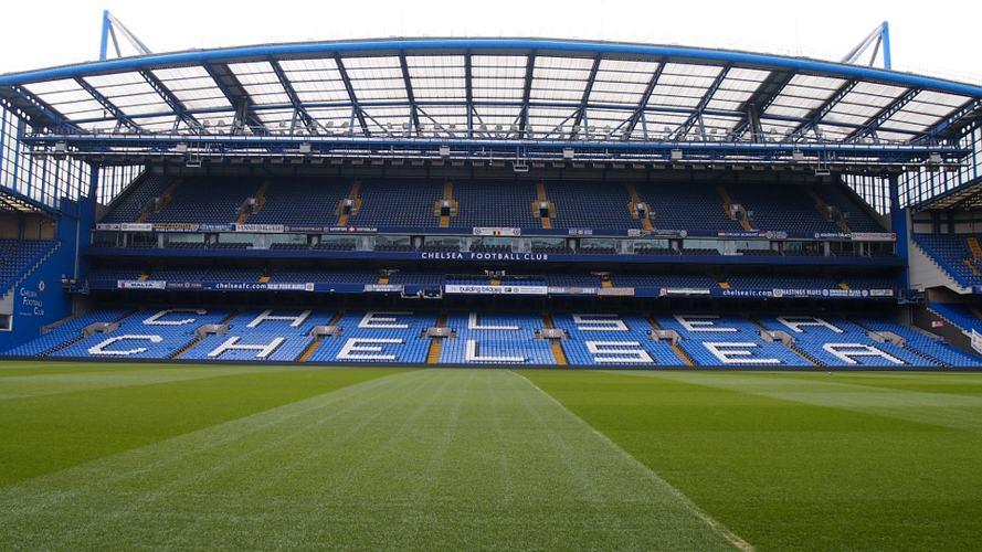 Stamford Bridge a Londra, lo stadio del Chelsea