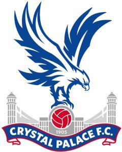 Lo stemma del Crystal Palace