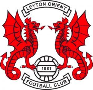 Lo stemma del Leyton Orient