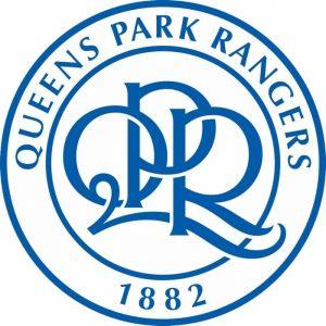 Lo stemma del Queens Park Rangers
