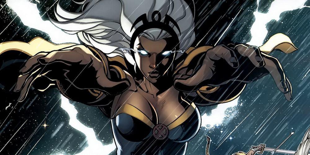 Tempesta, supereroina mutante