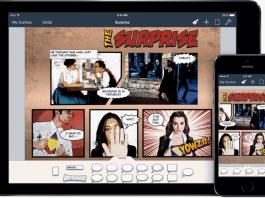 Alla scoperta delle migliori app per creare fumetti partendo da Comic Life