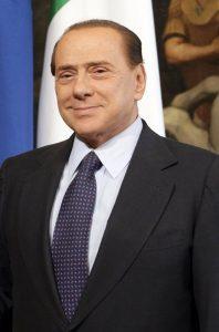 Silvio Berlusconi, ex presidente del Consiglio