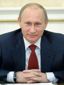 Vladimir Putin, spesso al centro di bufale molto fantasiose