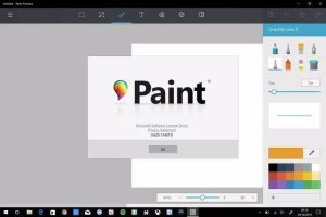 Paint, storico programma per Windows