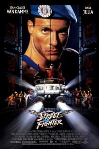 Street Fighter, con Jean-Claude Van Damme