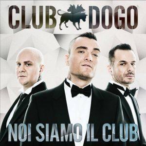 I componenti del Club Dogo, uno dei gruppi rap italiani di maggior successo