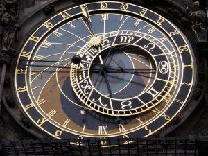 Il celebre orologio astronomico di Praga